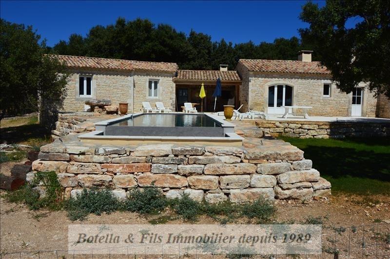 Venta de prestigio  casa Barjac 526315€ - Fotografía 1
