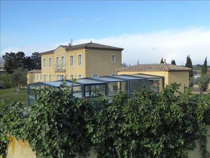 Vente maison / villa Carcassonne 373000€ - Photo 2