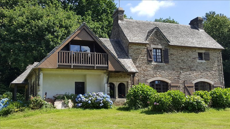 Vente maison / villa Fouesnant 386650€ - Photo 1