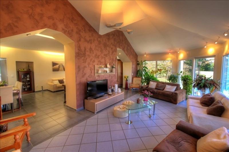 Verkoop  huis Les abrets 424000€ - Foto 7