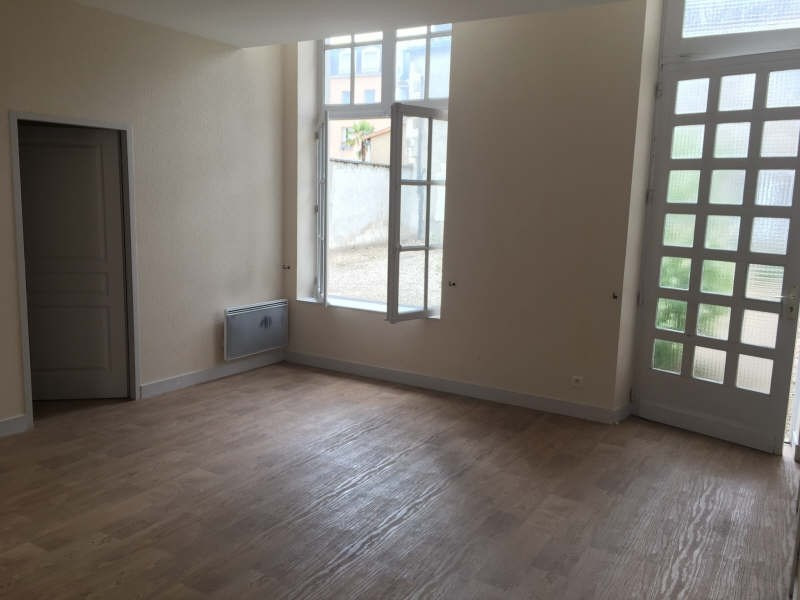 Rental apartment Poitiers 500€ CC - Picture 1