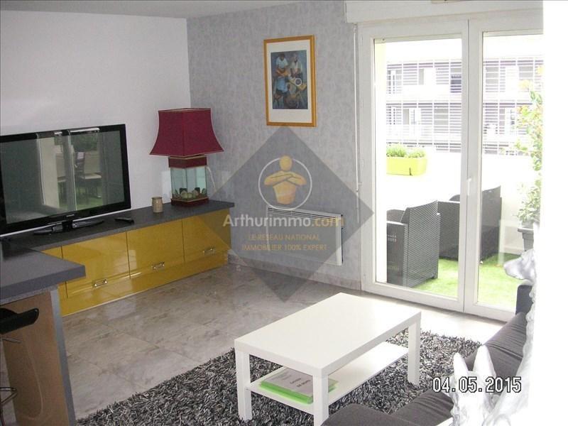 Location appartement Sete 550€ CC - Photo 1