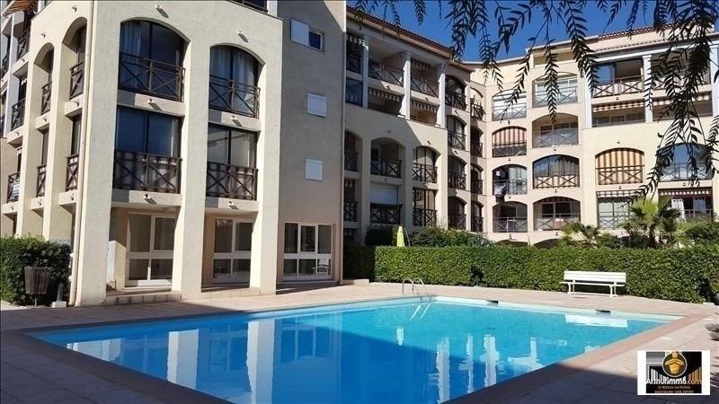 Sale apartment Sainte maxime 122000€ - Picture 1