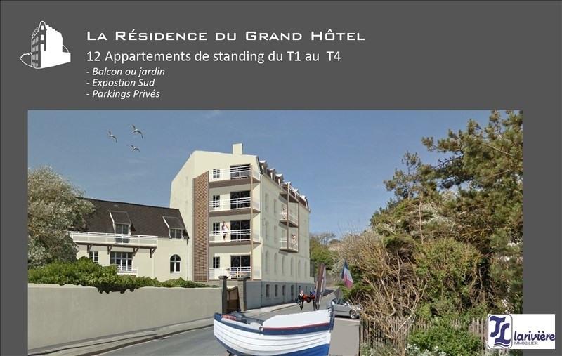 Vente appartement Ambleteuse 200000€ - Photo 1