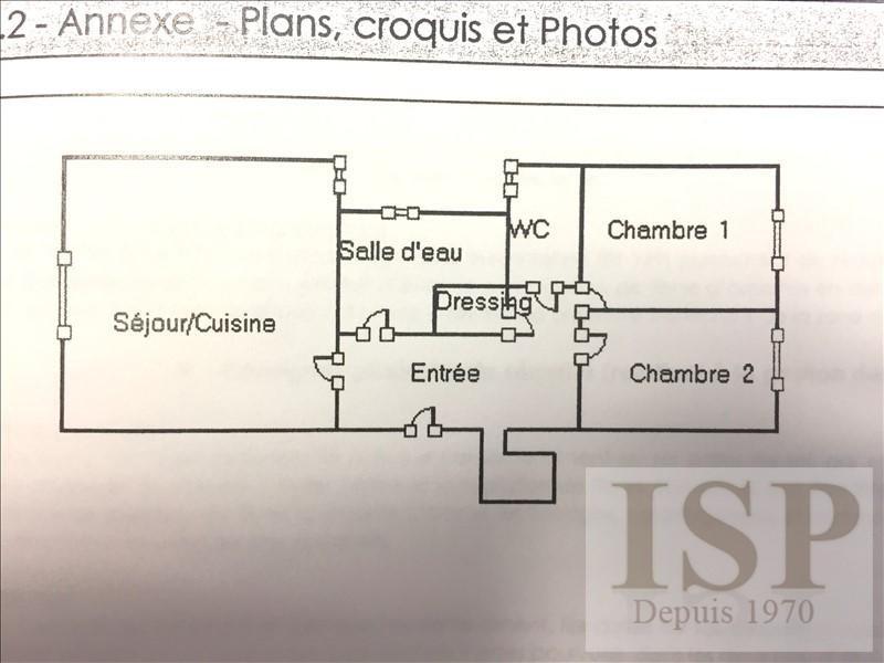 Sale apartment Marseille 10ème 135100€ - Picture 2