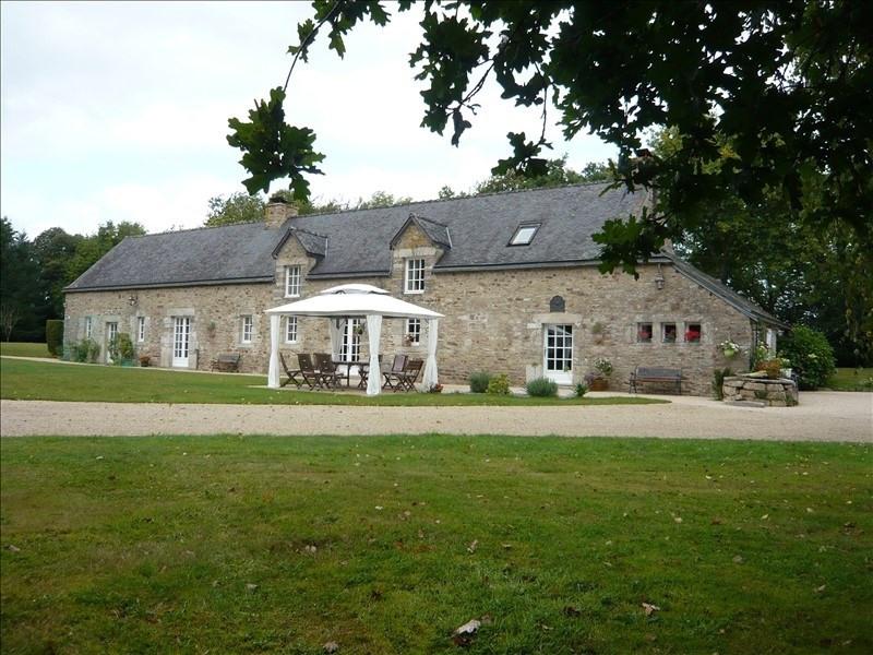 Sale house / villa Pluvigner 457600€ - Picture 1