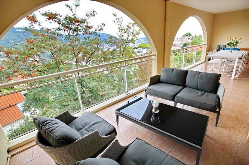 Vente appartement Nice 296000€ - Photo 1