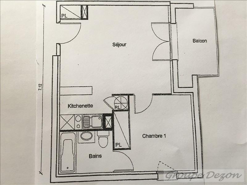 Produit d'investissement appartement Aucamville 95000€ - Photo 8