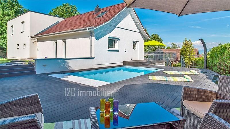 Venta  casa Echenevex 1195000€ - Fotografía 1