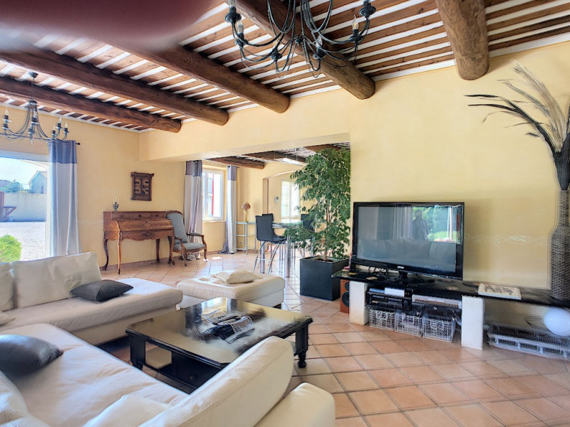 Venta de prestigio  casa Cabannes 646000€ - Fotografía 5