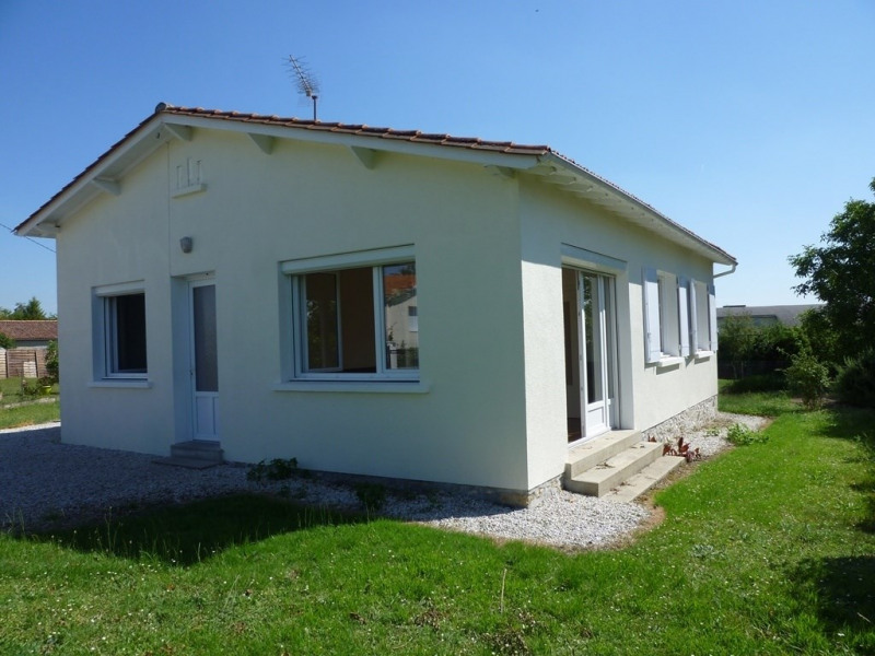 Location maison / villa Cognac 620€+ch - Photo 1