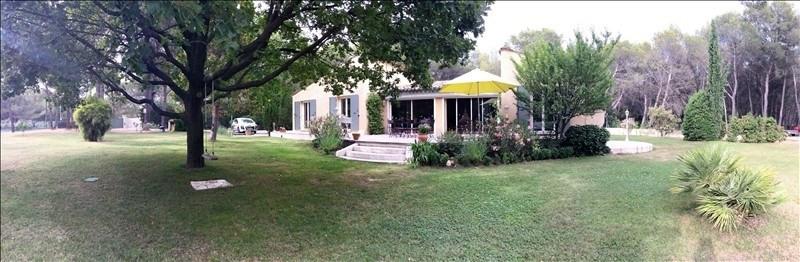 Deluxe sale house / villa Lambesc 690000€ - Picture 10