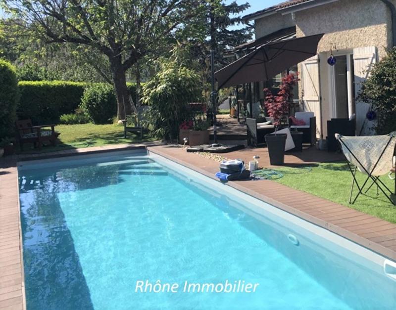 Vente maison / villa Pusignan 415000€ - Photo 1