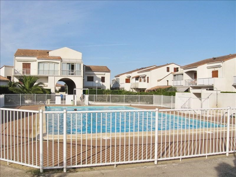 Sale apartment Vaux sur mer 85 500€ - Picture 1