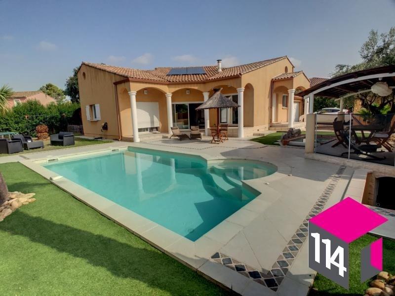 Sale house / villa St bres 540000€ - Picture 1