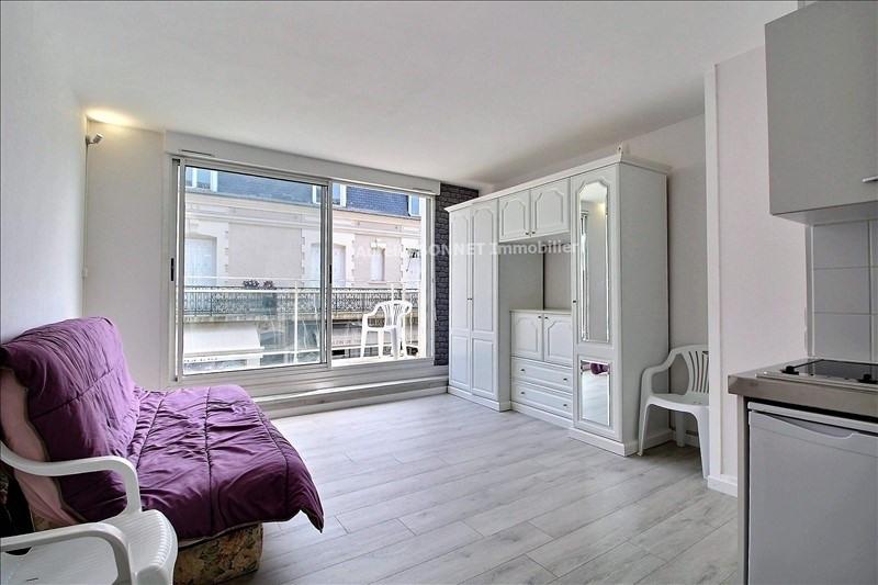 Sale apartment Deauville 110000€ - Picture 3