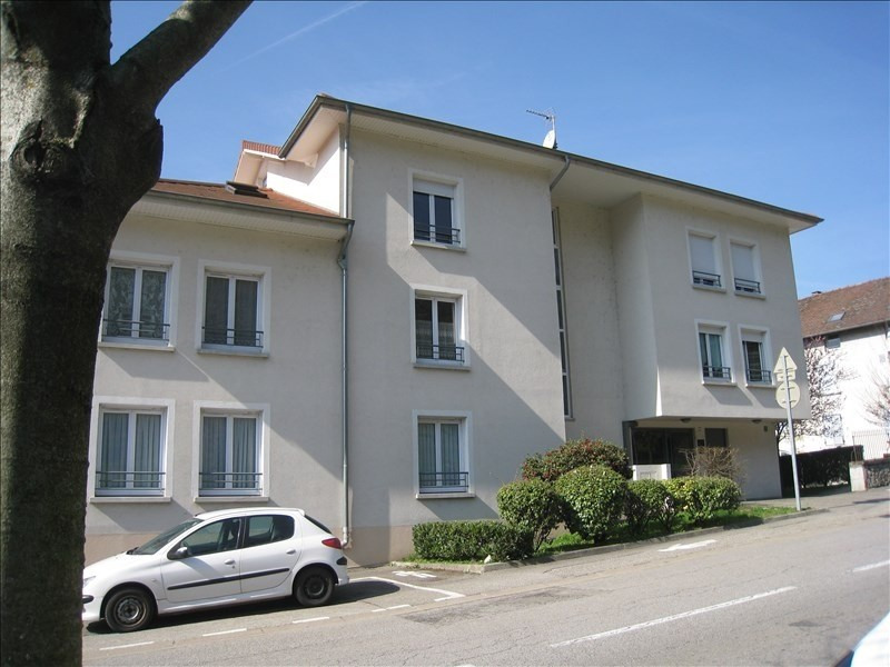 Vente appartement Voreppe 147 000€ - Photo 1