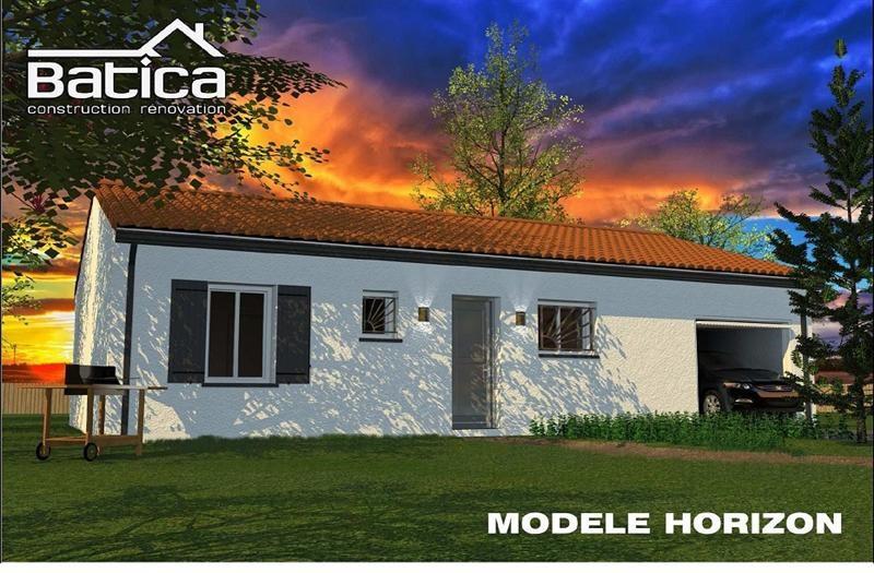Maison  5 pièces + Terrain 680 m² Izon (33450) par BATICA