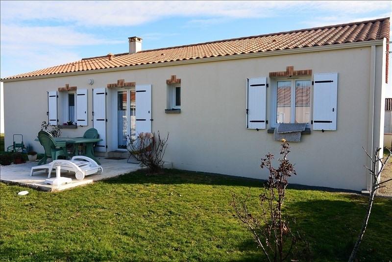 Vente maison / villa St hilaire la foret 171080€ - Photo 1