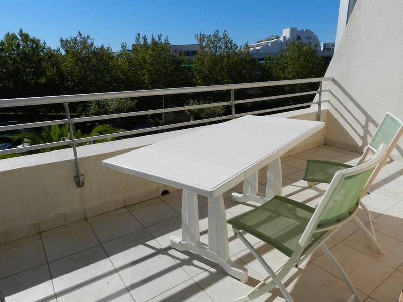 Location vacances appartement La grande motte 546€ - Photo 7