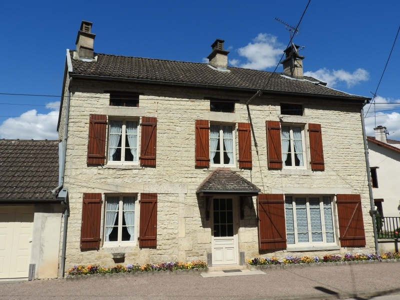 Vente maison / villa Village nord châtillonnais 99000€ - Photo 1