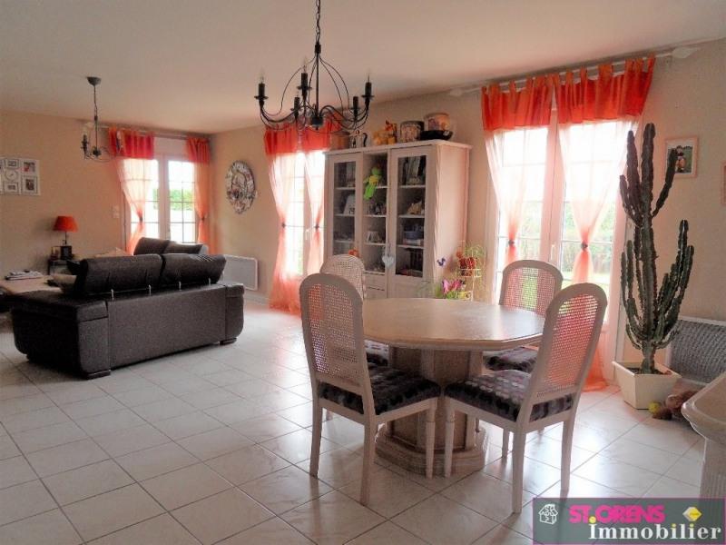 Sale house / villa Quint-fonsegrives 6 minutes 453000€ - Picture 3