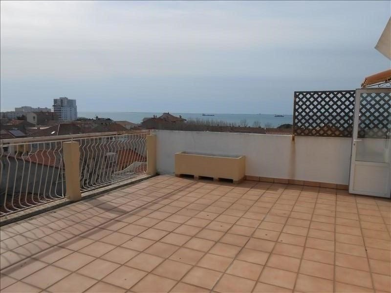 Location appartement Port de bouc 475€ CC - Photo 1
