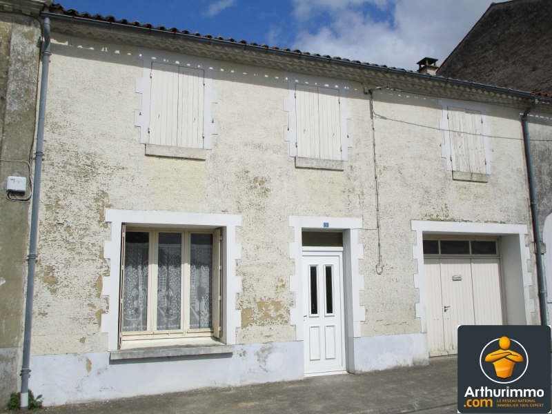 Sale house / villa Matha 59000€ - Picture 1