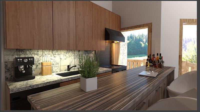 Verkoop van prestige  appartement Morzine 900000€ - Foto 6