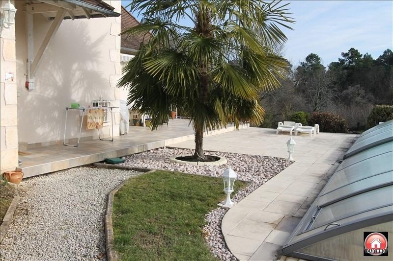 Sale house / villa St jean d eyraud 350000€ - Picture 5