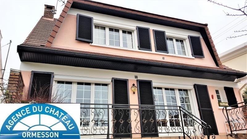 Sale house / villa Ormesson sur marne 475000€ - Picture 1