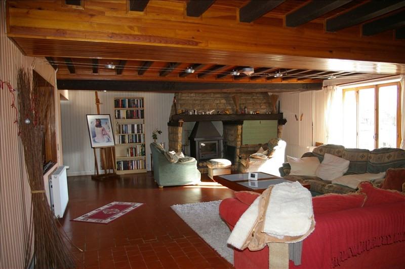 Vente maison / villa Etais la sauvin 137500€ - Photo 13