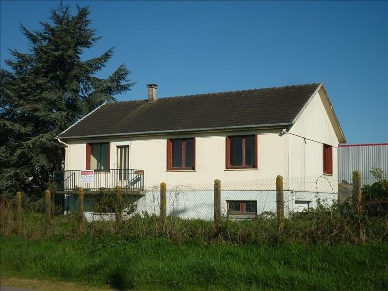 Vente maison / villa Mortagne au perche 54000€ - Photo 1