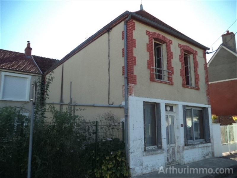 Sale house / villa Feux 30000€ - Picture 1