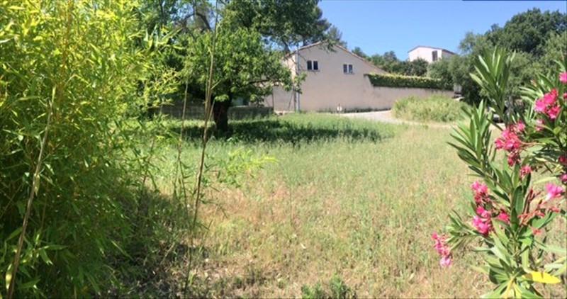 Vente terrain Le puy-sainte-réparade 205000€ - Photo 3