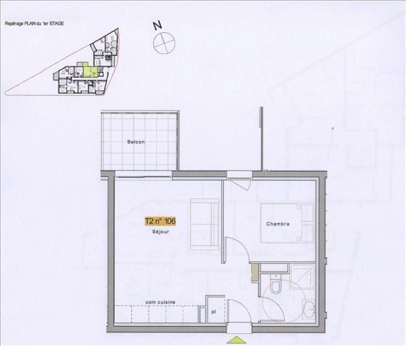 Vente appartement Pertuis 142000€ - Photo 1