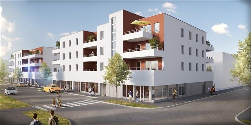 Sale apartment Strasbourg 130000€ - Picture 1