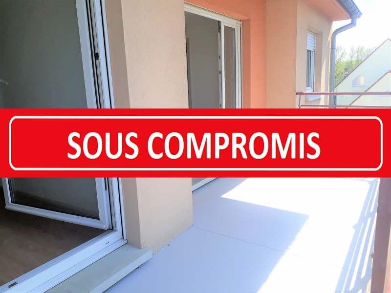 Sale apartment Haguenau 112000€ - Picture 1