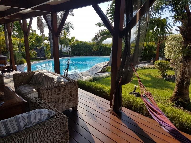 Verkauf von luxusobjekt haus La possession 560000€ - Fotografie 4
