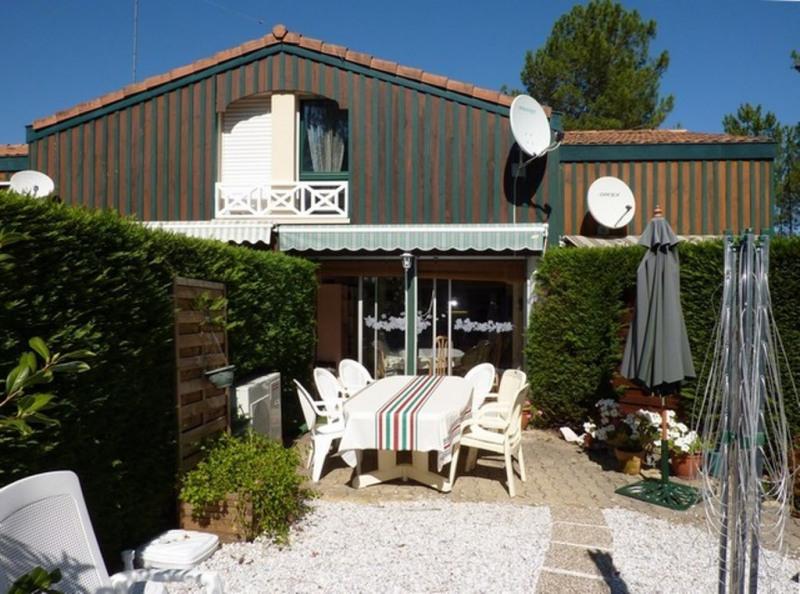 Verhuren vakantie  appartement Biscarrosse 260€ - Foto 1