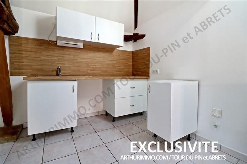 Location appartement Bourgoin jallieu 595€ CC - Photo 2