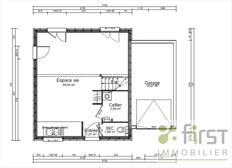 Vente maison / villa St girod 296500€ - Photo 4