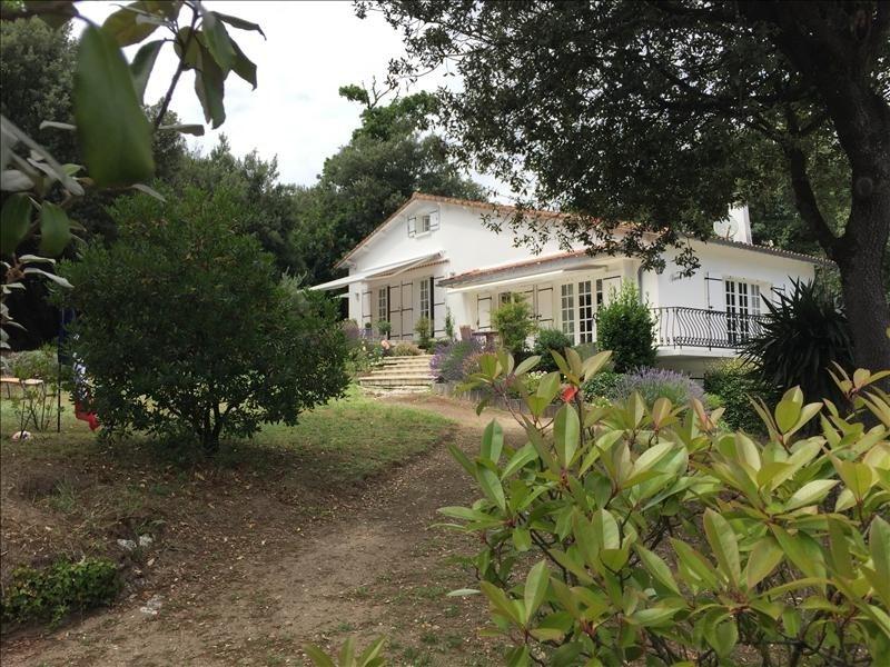 Vente de prestige maison / villa Vaux sur mer 750800€ - Photo 1