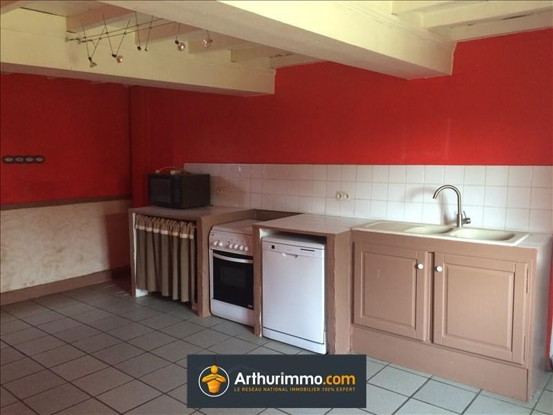 Location maison / villa St sorlin de morestel 686€ CC - Photo 3
