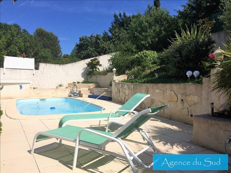 Vente maison / villa Carnoux en provence 475000€ - Photo 6