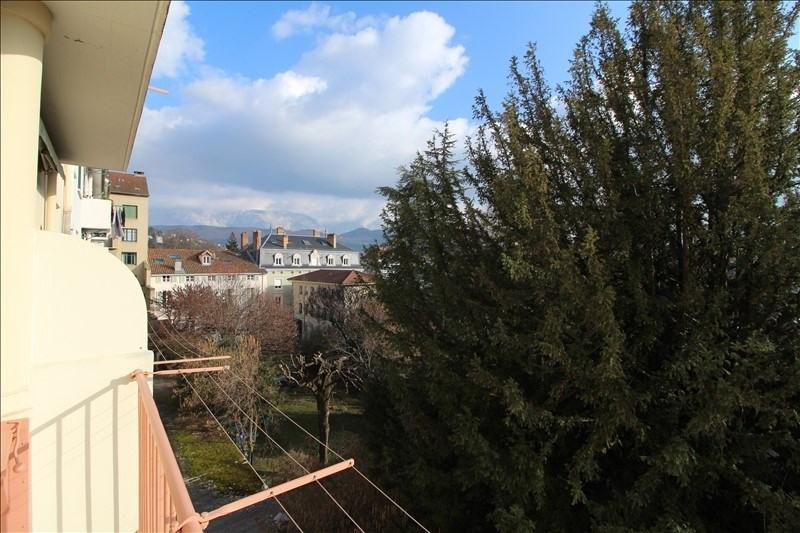 Vente appartement Voiron 98000€ - Photo 3