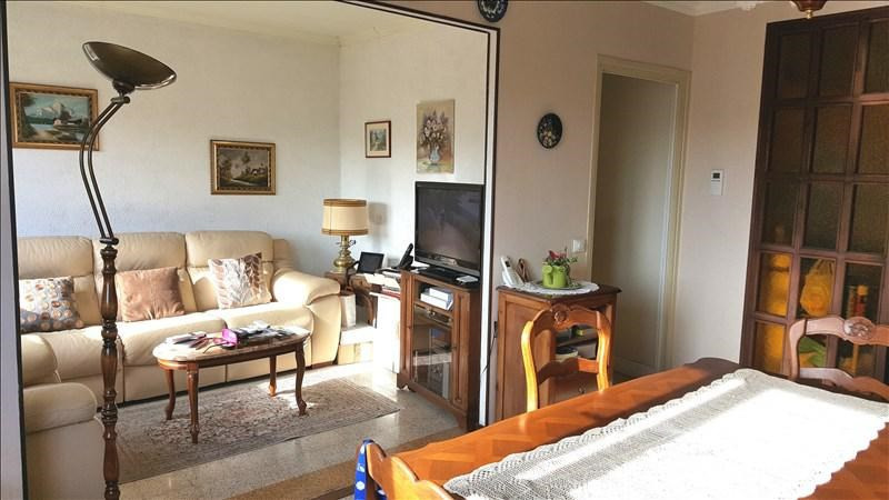 Vente appartement Menton 273000€ - Photo 1