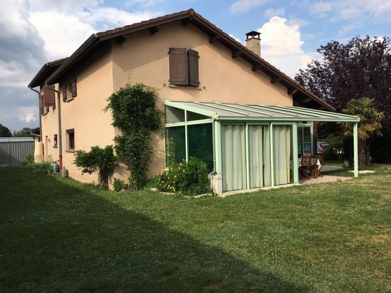 Vente maison / villa St laurent de mure 362000€ - Photo 2