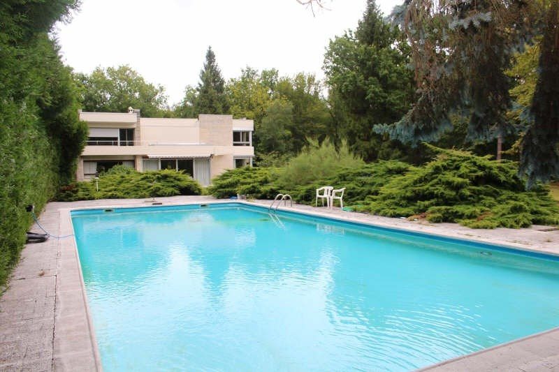Vente de prestige maison / villa Lamorlaye 930000€ - Photo 1