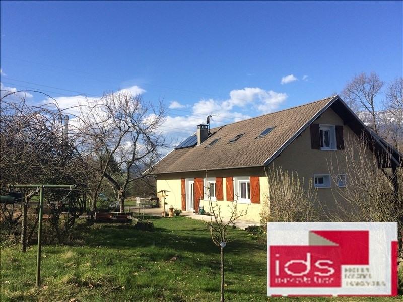 Sale house / villa Les mollettes 395000€ - Picture 3